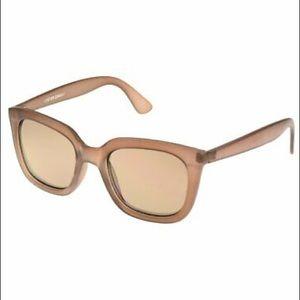 Foster Grant Fashion Sunglasses Brown New